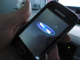 Blåste ur mobilen, och nu är den som ny! <3