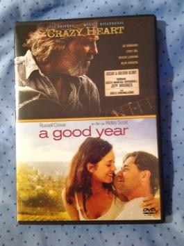 Såg två bra filmer.
