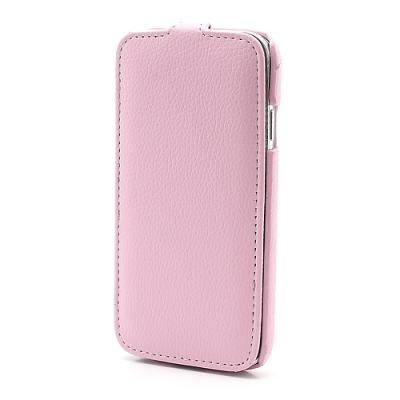 Melkco Flipfodral Galaxy S4 rosa2