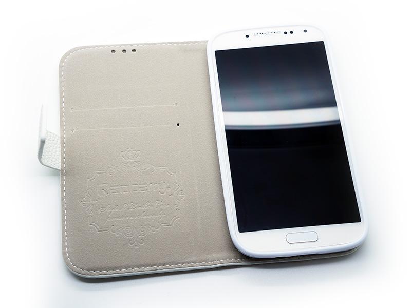 Redberry Plånboksväska till Samsung Galaxy S4 3