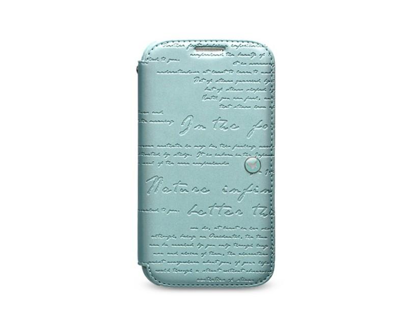 Zenus Masstige Lettering Diary till Samsung Galaxy S4 18040684-origpic-d940e2