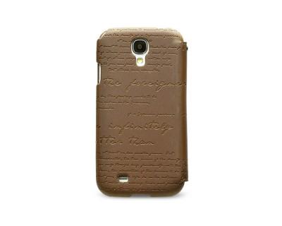 Zenus Masstige Lettering Diary till Samsung Galaxy S4 i9500 (Brun)18040669-origpic-189c9b