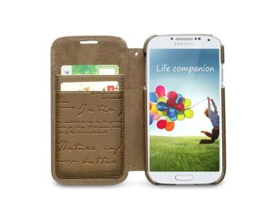 Zenus Masstige Lettering Diary till Samsung Galaxy S4 i9500 (Brun)18040669-origpic-1b15a7