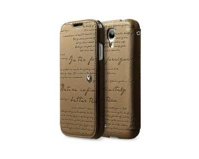 Zenus Masstige Lettering Diary till Samsung Galaxy S4 i9500 (Brun)18040669-origpic-75f4a6