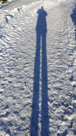 Vinterpromenerade.
