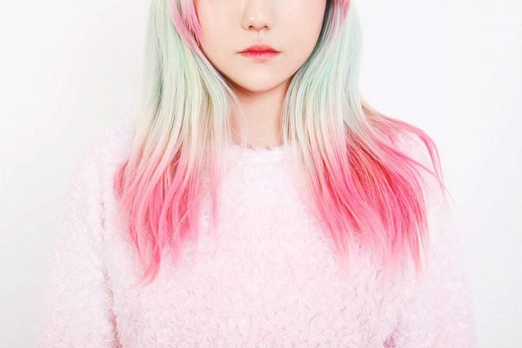 pink hair 10