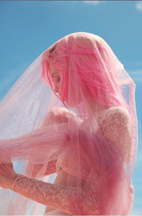 pink hair 4