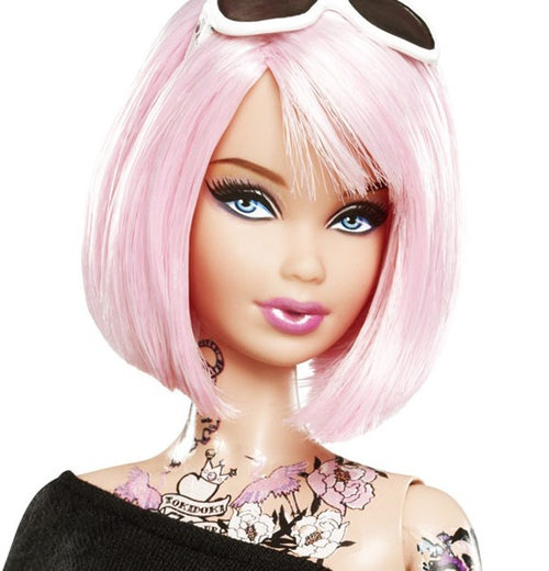 pink hair 5