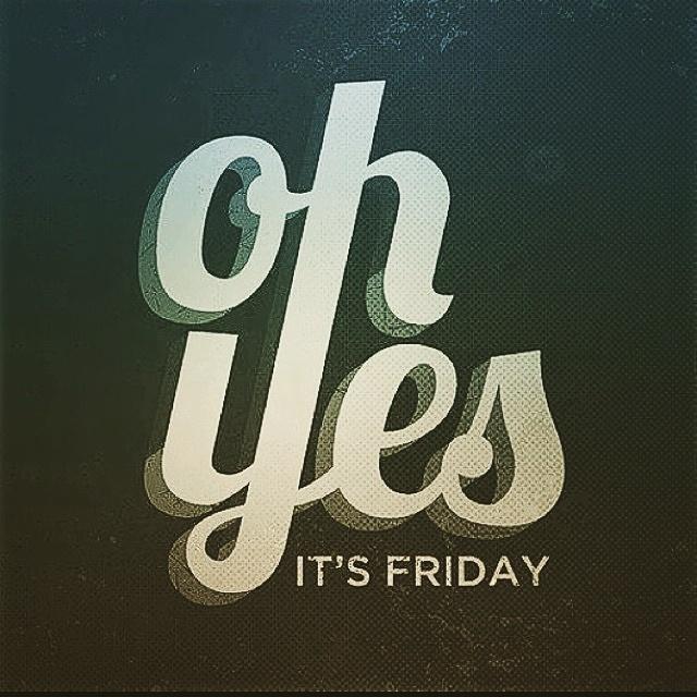 haha, såklart! Obligatorisk fredags-insta!