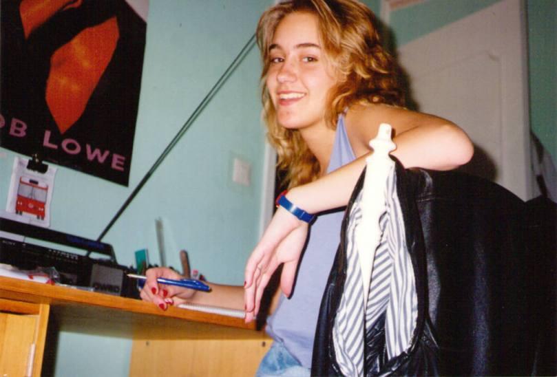 12-Jag, Hemma vid skrivbordet 1988