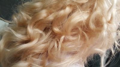 När man sovit med nyduschat hår.... Part 2