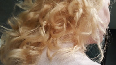 När man sovit med nyduschat hår.... Part 4