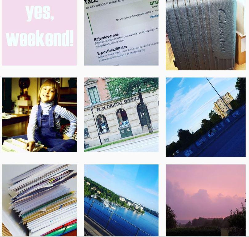 Lite av veckans Instagram - 160901-2