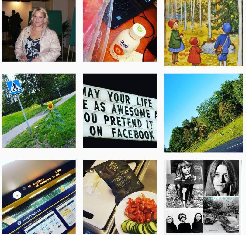 Lite av veckans Instagram - 160901